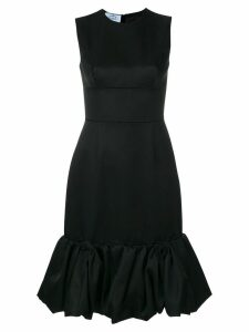 Prada flared dress - Black