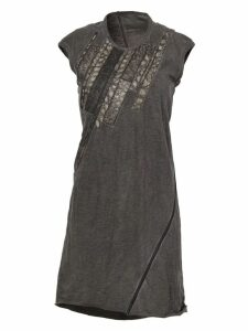 Isaac Sellam Experience textured detail dress - Grey
