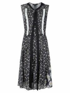 Marc Jacobs daisy print voile dress - Multicolour