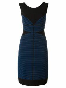 Fendi fitted knit dress - Black