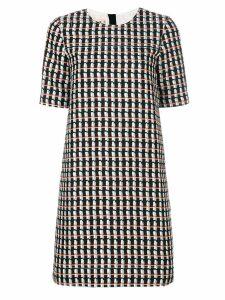 Marni print dress - Blue