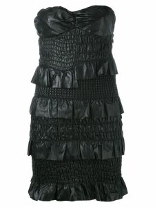 Drome strapless dress - Black