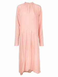 Marni flutter dress - Pink