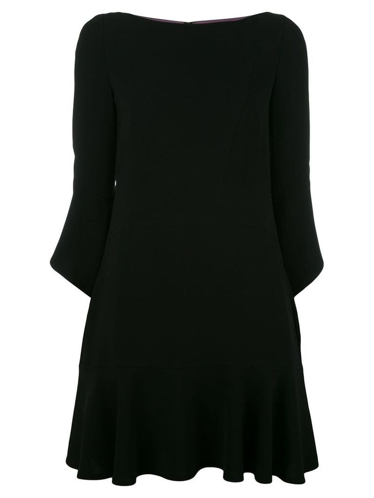 Talbot Runhof Nodality dress - Black