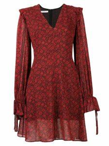 Philosophy Di Lorenzo Serafini floral print dress - Red
