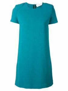 Gianluca Capannolo plain shift dress - Green