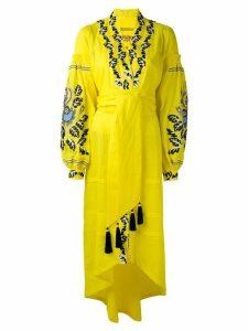 Yuliya Magdych 'Eden Tree' dress - Yellow