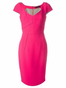 Roland Mouret 'Casson' dress - Pink