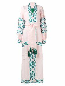Yuliya Magdych 'Spell' dress - Pink