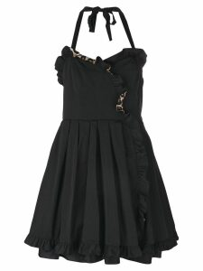 Marc Jacobs frilled dress - Black