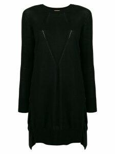 Nº21 knitted sweater dress - Black