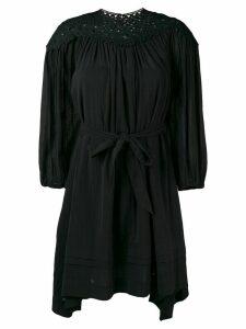 Isabel Marant Étoile Rita cut-out detail dress - Black