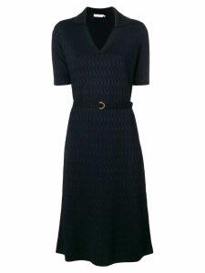 Tory Burch jacquard dress - Black