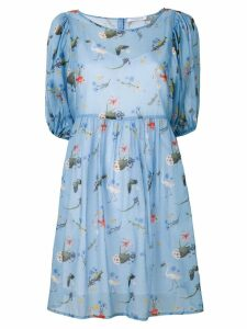 Vivetta Pianeta dress - Blue