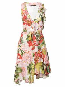 Josie Natori Paradise Floral dress - Multicolour