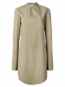 Chalayan Offset dress - Green
