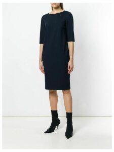 Les Copains tailored midi dress - Blue
