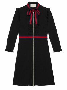 Gucci Viscose jersey dress - Black