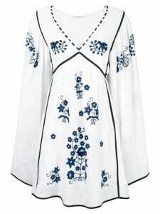 Vita Kin embroidered bohemian style dress - White