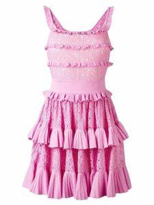 Antonino Valenti Melissa skater dress - Pink