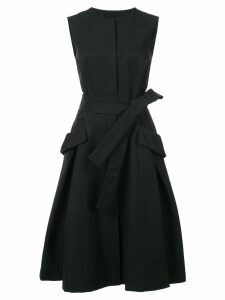 Carolina Herrera tie-waist dress - Black