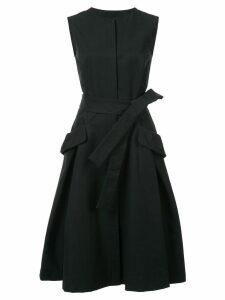 Carolina Herrera tie-waist dress - Black