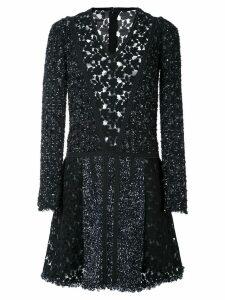 Giambattista Valli lace dress - Black