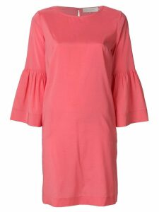 L'Autre Chose short 3/4 sleeve dress - Pink