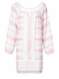 Lemlem Tereza Smock dress - Pink