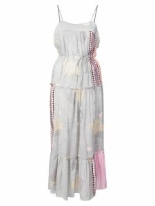 Lemlem Wefi sundress - White