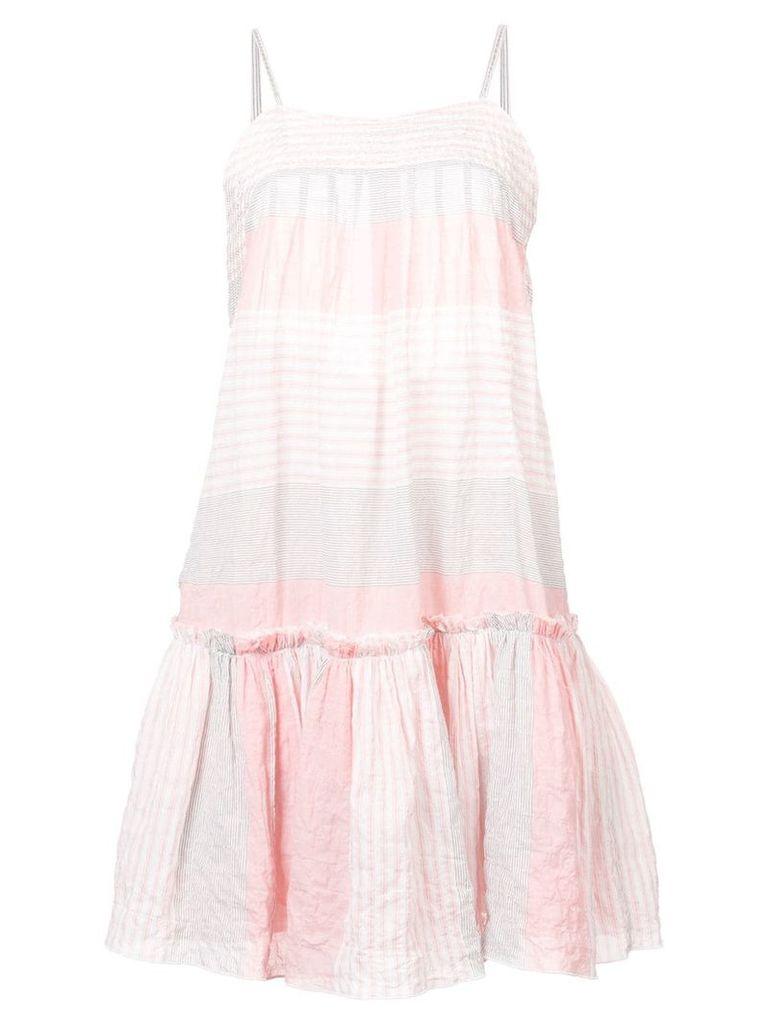 Lemlem Dera mini sundress - Pink