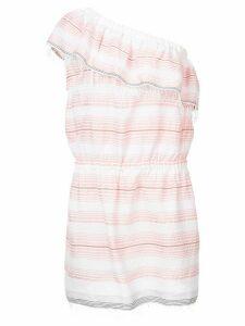 Lemlem Tereza one shoulder dress - Pink