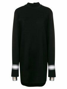MRZ short shift dress - Black