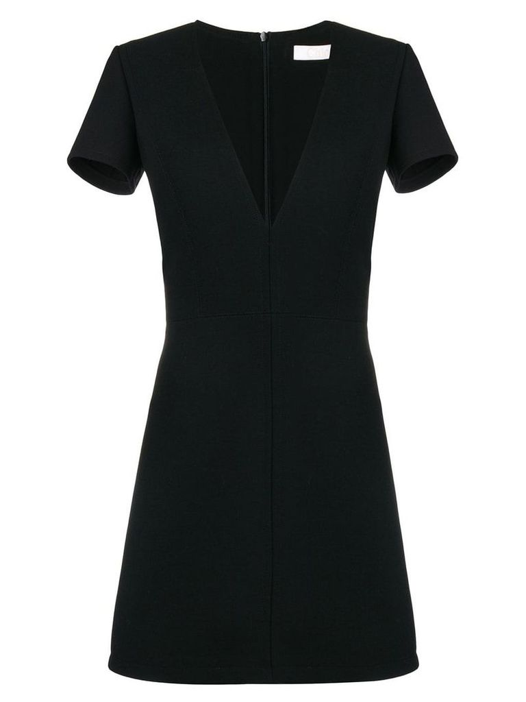 Chloé pinafore dress - Black