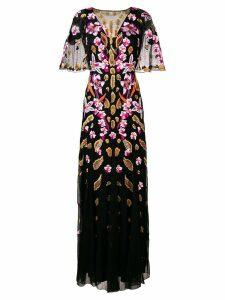 Temperley London Pardus gown - Black