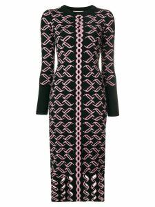 Temperley London Desert dress - Black