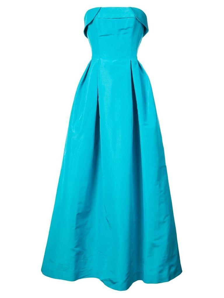 Sachin & Babi Rielle flared gown - Blue