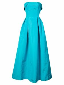 Sachin & Babi Rielle flared gown - Blue
