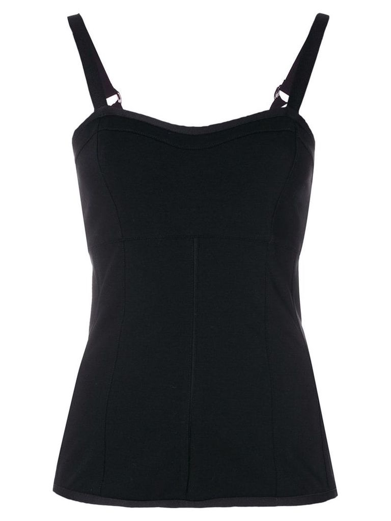 Proenza Schouler Sleeveless Top - Black