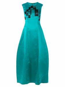 Talbot Runhof Nobility dress - Green