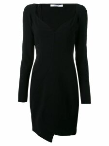 Givenchy fitted seam dress - Black