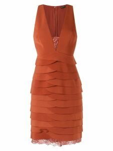 Tufi Duek layered dress - 48268