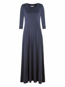 Lygia & Nanny long evening dress - Blue