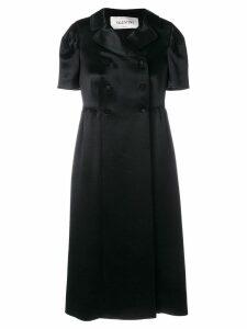 Valentino buttoned dress - Black