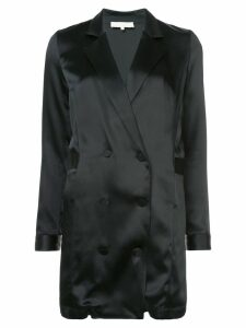 Fleur Du Mal fitted blazer dress - Black