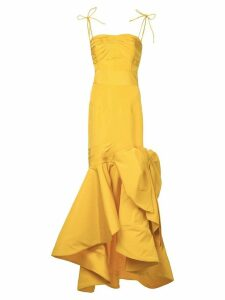 Bambah mermaid gown - Yellow