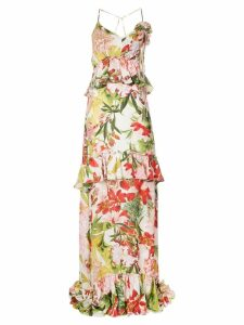 Josie Natori Paradise Floral dress - Multicolour