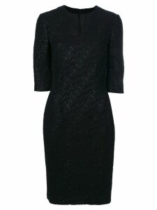 Talbot Runhof goslar 6 dress - Black