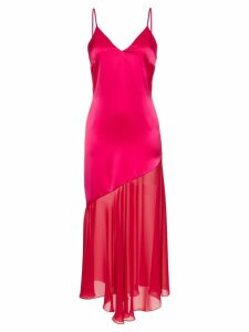 Racil spaghetti strap v-neck maxi dress - Pink