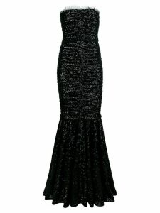 Dolce & Gabbana sequins embellished dress - Black